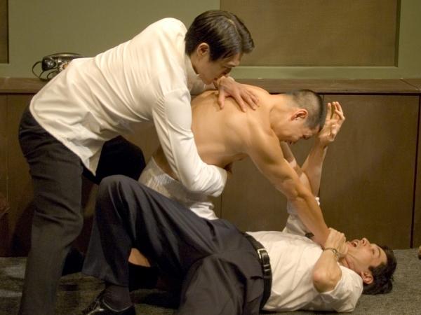 James Chen, Ian Wen and Marcus Ho  Photo