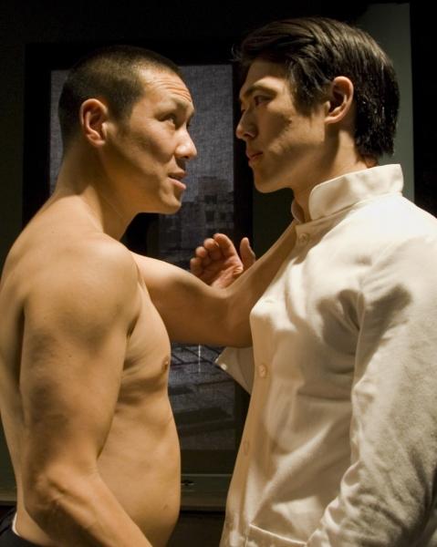 Ian Wen and James Chen  Photo