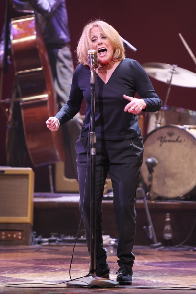 Photo Coverage: Lesley Gore Joins MDQ Onstage!