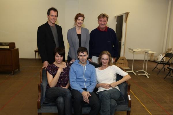 Darren Pettie, Karen Kohlhaas, Larry Bryggman, Rebecca Henderson, Matt McGrath and Lisa Emery