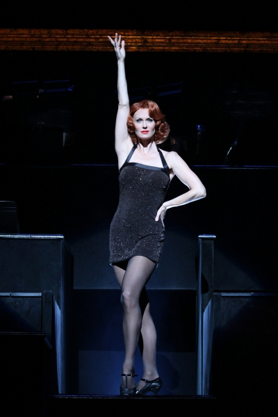 Photo Flash: CHICAGO Celebrates 14 Years on B'way, 11/14
