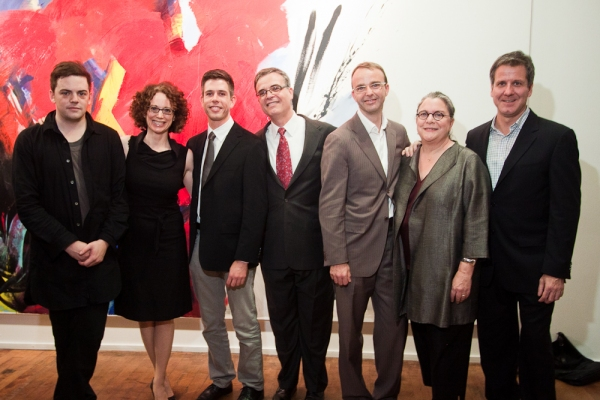 Photo Flash: New American Opera DARK SISTERS Hosts Reception, 10/28