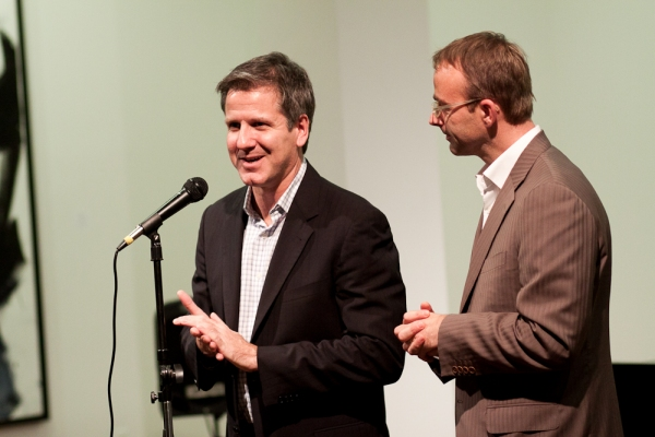 David Bennett and David Devan Photo