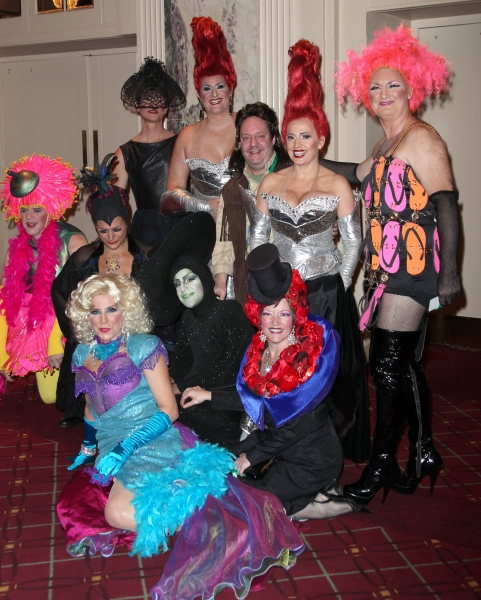 Photo Coverage: 15th Annual Hulaween Benefit Gala