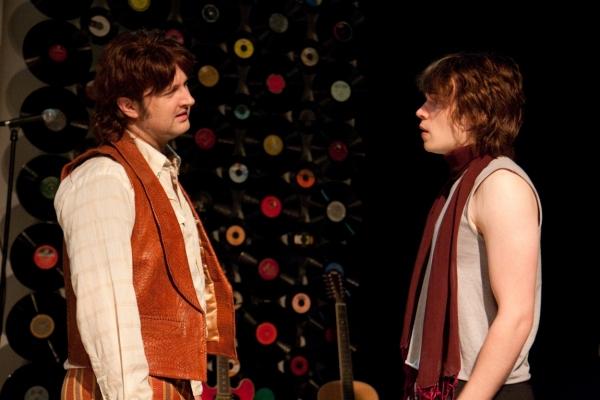 Keith (Joseph Stearns) and Mick (Nick Vidal) Photo