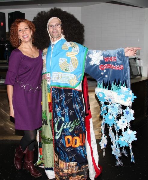 Joanne Borts (ACCA) & Frank Stancati (Staff)  Photo