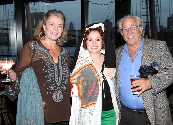 "Denise Pence (Guest), Melissa Robinette (ACCA) & Steven Boockvor (Gypsy Robe Winner - ""THE FIRST"" - 1981)"
