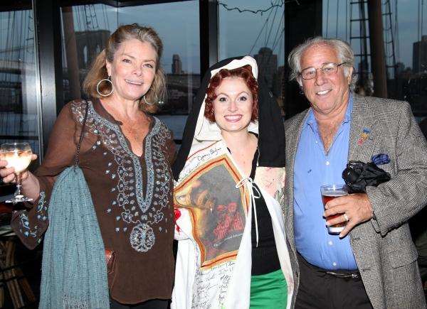 "Denise Pence (Guest), Melissa Robinette (ACCA) & Steven Boockvor (Gypsy Robe Winner - ""THE FIRST"" - 1981)"