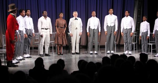 Photo Coverage: THE SCOTTSBORO BOYS Curtain Call