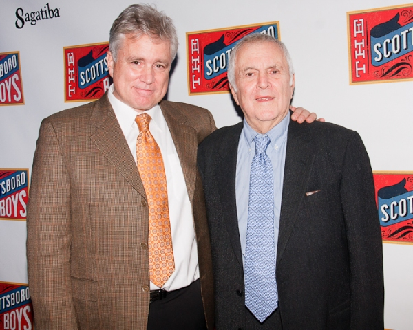 David Thompson and John Kander