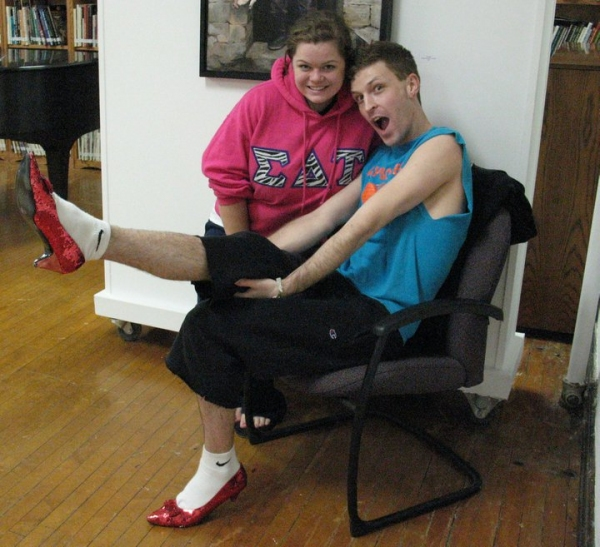 Photos: In Rehearsal With Area Players' ROCKY HORROR SHOW