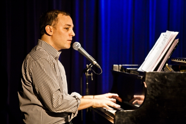 Peter Lerman at Lerman Makes New York Concert Debut at the Beachman