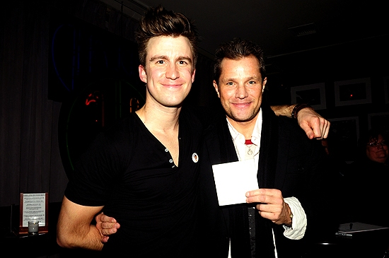 Gavin Creel & Brian Green Photo