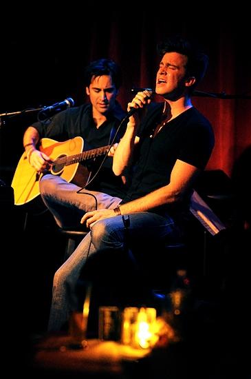 Robbie Roth & Gavin Creel