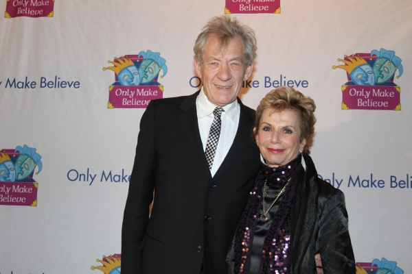 Photo Coverage: McKellen, Lucas and More at Only Make Believe's 11th Anniversary Gala