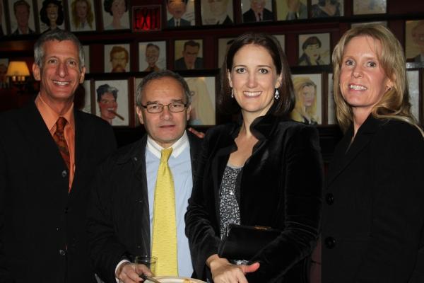 Jeff Rindler, Eduardo Marquez, Maricha Miles and Deb Ryan