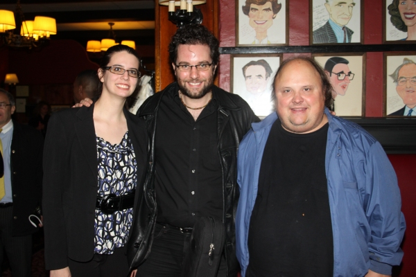 Janine McGuire, Jake Ezra Schartz and Kerry Meads