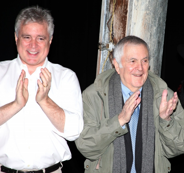 David Thompson & John Kander