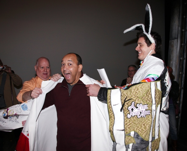Photo Coverage: THE SCOTTSBORO BOYS Gypsy Robe Ceremony