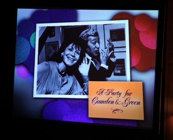 Betty Comden & Adolph Green