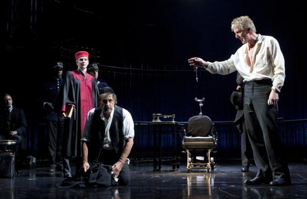 Photos: THE MERCHANT OF VENICE on Broadway - Production Shots!