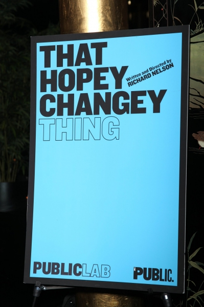 Photo Coverage: THAT HOPEY CHANGEY THING Opens Off-Broadway