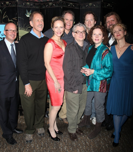 Andrew D. Hamingson, Jon DeVries, Laila Robins, Jay O. Sanders, Richard Nelson, Marya Photo