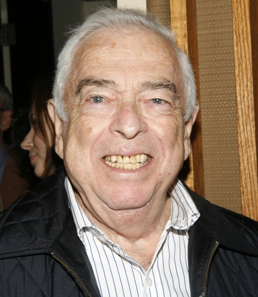 """Jerry Bock  attends the Opening Night of  """"enter laughing"""" 9/10/2008 Photo"""