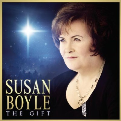 Susan Boyle's THE GIFT Set for 11/9 Release