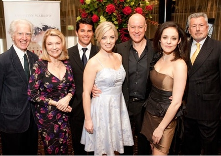 Peter Carroll, Trisha Noble, Martin Crewes, Taneel Van Zyl, Anthony Warlow, Lucy Maun Photo