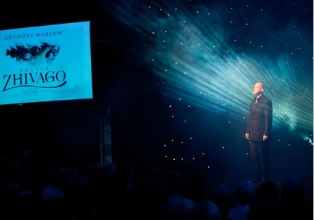 Photo Flash: DR. ZHIVAGO Musical Launches in Australia!