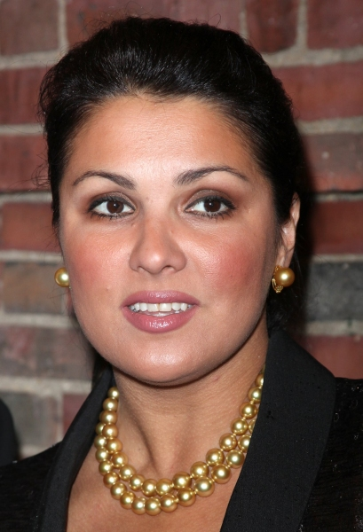 Anna Netrebko at WOMEN ON A VERGE OF A NERVOUS BREAKDOWN Arrivals