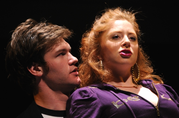 Jarid Faubel and Kate Morgan Chadwick