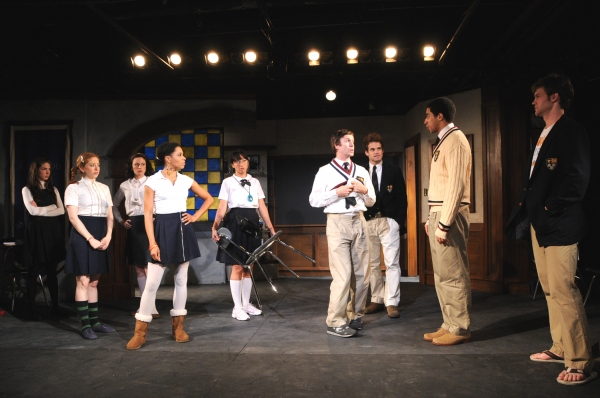 Faryl Amadeus, Kate Morgan Chadwick, Dana Acheson, Kelly McCreary, Marie-France Arcilla, David Barlow, Clayton Apgar and Kobi Libii