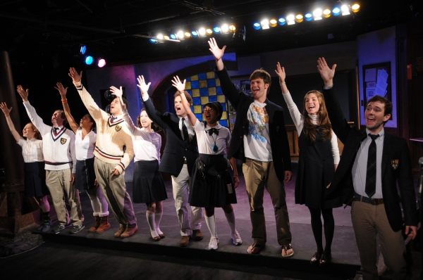 Photo Flash: PERFECT HARMONY Finds New Home at Acorn Theatre