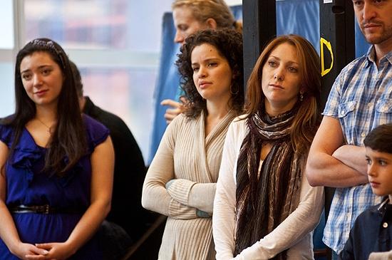 Julie Benko, Briana Carlson-Goodman & Sarah Shahinian