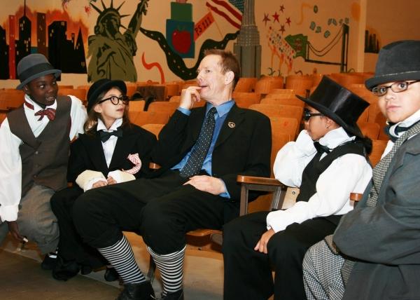 Photo Flash: Bill Irvin & PS/IS 111 Do Vaudeville