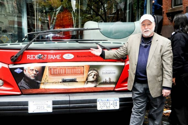 Photo Flash: Ride of Fame Honors Richard Dreyfuss