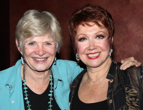 Teri Ralston & Donna McKechnie at Donna McKechnie 'My Musical Comedy Life'