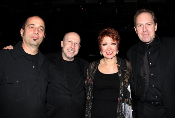 Alex Rybeck (Musical Director), Ray Marchica (drums), Donna McKechnie, Ray Kilday (ba Photo