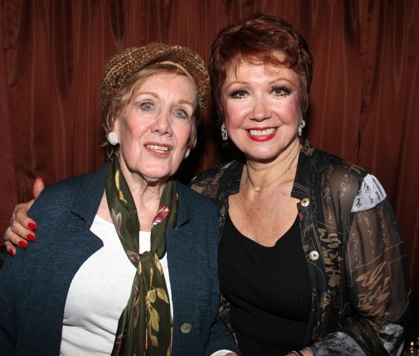 Marnie Nixon & Donna McKechnie Photo