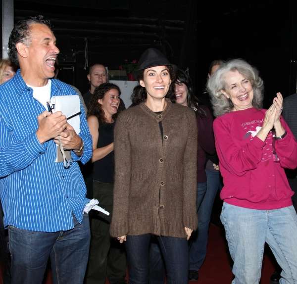 Photo Coverage: Gypsy Robe Ceremony for WOMEN ON THE VERGE OF A NERVOUS BREAKDOWN