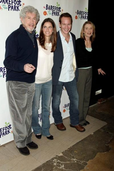 Tony Roberts, Amanda Peet, Patrick Wilson & Jill Clayburgh  'BAREFOOT IN THE PARK' Meet & Greet - 1/12/2006 at Remembering Jill Clayburgh