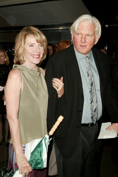 Jill Clayburgh & David Rabe attending  50th Annual Drama Desk Awards - 5/22/2005