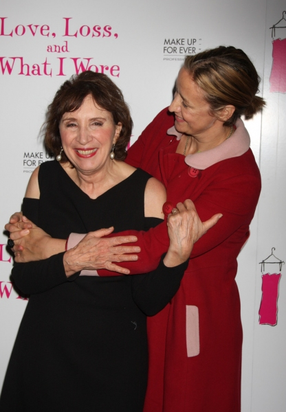 Maria Tucci and Janet McTeer