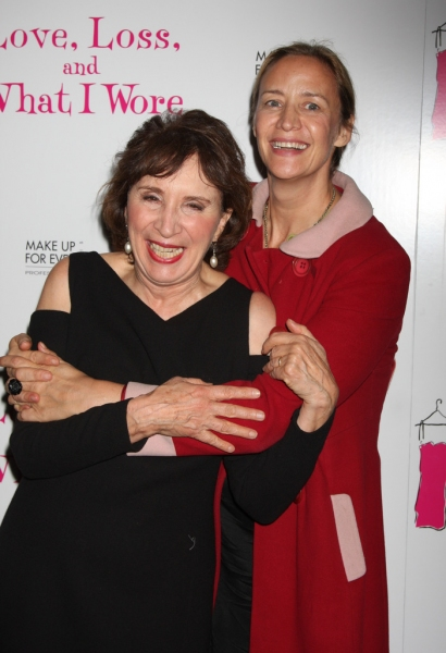 Maria Tucci and Janet McTeer Photo