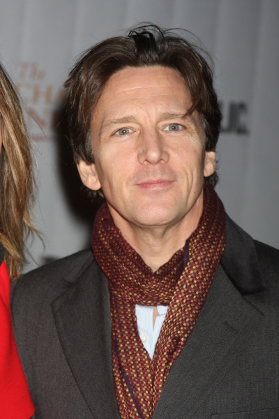 Andrew McCarthy at MERCHANT OF VENICE Opening Arrivals