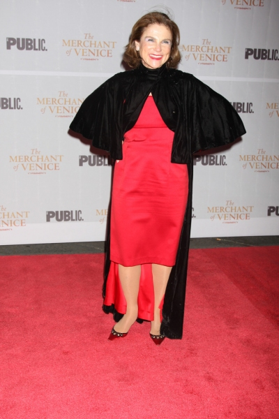 Photo Coverage: MERCHANT OF VENICE Opening Arrivals