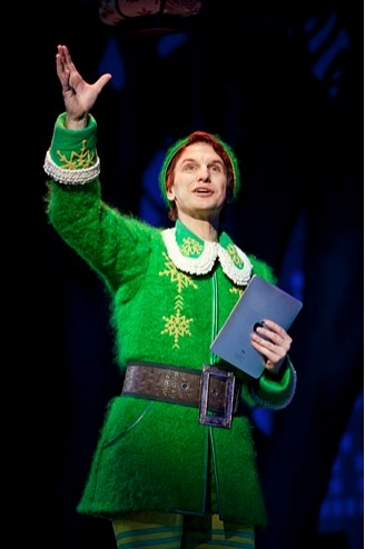 Photo Flash: ELF on Broadway - First Production Shots!