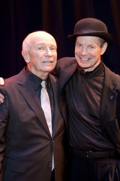 Terence McNally and Bill Irwin